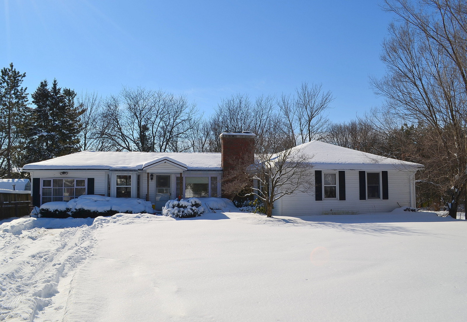 East Syracuse Ny 4 Bedroom Ranch Open Floor Plan Central Ny Real Estate