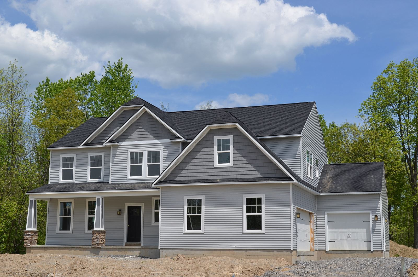 Cornerstone homes ny riverwalk brewerton new york for Cornerstone house